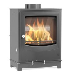 Aarrow Farringdon Small DEFRA Multi Fuel / Wood Burning Stove