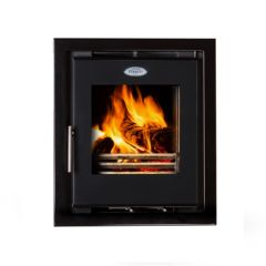 Waterford Stanley Cara Glass Insert Multi Fuel Stove