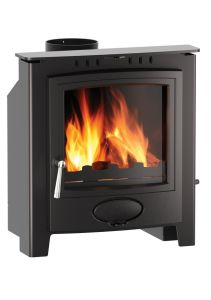 Arada Aarrow Ecoburn Plus 7 Inset Multi Fuel / Wood Burning Stove