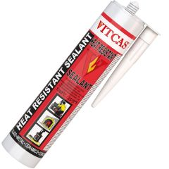 Vitcas Heat Resistant Sealant - 1300 Degrees
