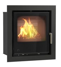 Aarrow i Series i500 DEFRA Multi Fuel / Wood Burning Cassette Stove