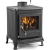 Mazona Cairo Direct Air Multi fuel Stove