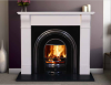 The Tara Limestone Fireplace Surround