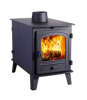 Parkray Consort 4 Double Sided Single Depth Multi Fuel Stove