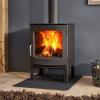 Dik Geurts Ivar 5 High DEFRA Approved Wood Burning Stove