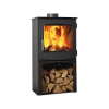 Dik Geurts Ivar 5 Store DEFRA Approved Wood Burning Stove