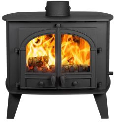 Parkray Consort 15 Double-Sided Double Depth Multi Fuel Stove