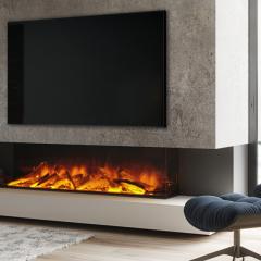 Evonic Fires E1500gf Multi-Box Ultra HD Electric Fire