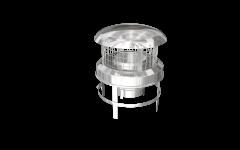 "Pot Hanging Cowl / Flexible Flue Liner 5"" [125mm]"