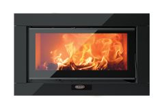 Stanley SOLIS 1100 - 16kw Double Sided Insert Wood Burning Stove