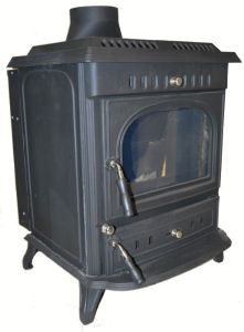 Warrior Stoves Aiden 21kw Boiler Stove Door Glass