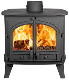 Parkray Consort 9 Double-Sided Double Depth Multi Fuel Stove
