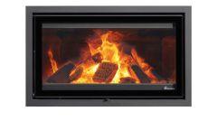 Dik Geurts Prostyle 1000EA DEFRA Approved Wood Burning Cassette Stove