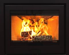 Di Lusso Eco R6 Slimline DEFRA Approved Wood Burning Cassette Stove