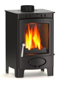 Aarrow Ecoburn Plus 4 Multi Fuel / Wood Burning Stove