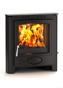 Aarrow Ecoburn Plus 5kW Inset Multi Fuel Burning Stove