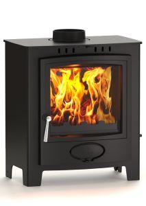 Aarrow Ecoburn Plus 9 Multi Fuel / Wood Burning Stove