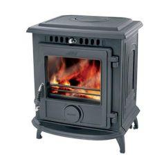 Much Wenlock 8kw Non Boiler Stove Fire Brick Rear