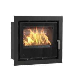 Aarrow i Series i600 DEFRA Multi Fuel / Wood Burning Cassette Stove