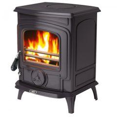 Little Wenlock 5kw Non Boiler Stove Fire Brick Rear